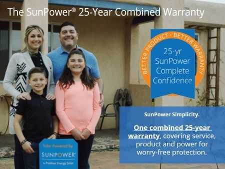 25-Year Combined Warranty